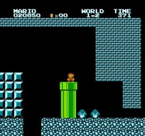 Super Mario Bros.: The Lost Levels Review - Screenshot 1 of 4