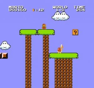 Super Mario Bros.: The Lost Levels Review - Screenshot 1 of 2