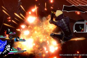 Persona 5 Strikers Screenshot