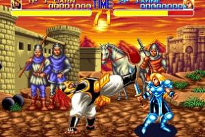 World Heroes 2 Screenshot