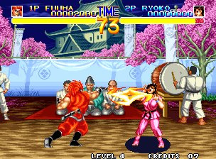 World Heroes 2 (Neo Geo) News, Reviews, Trailer & Screenshots