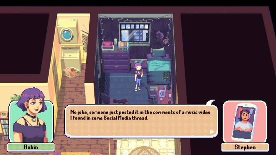 Half Past Fate: Romantic Distancing Review - Screenshot 1 of 6