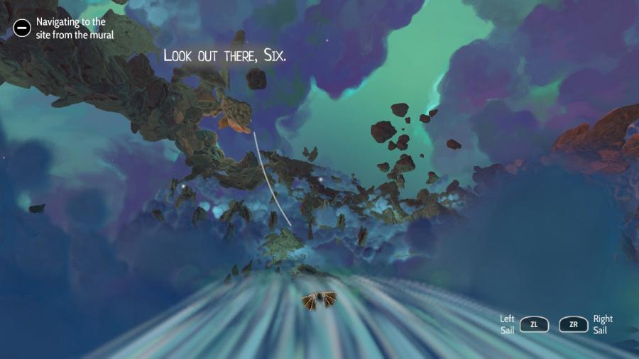 Heaven's Vault Review - Screenshot 1 of 5