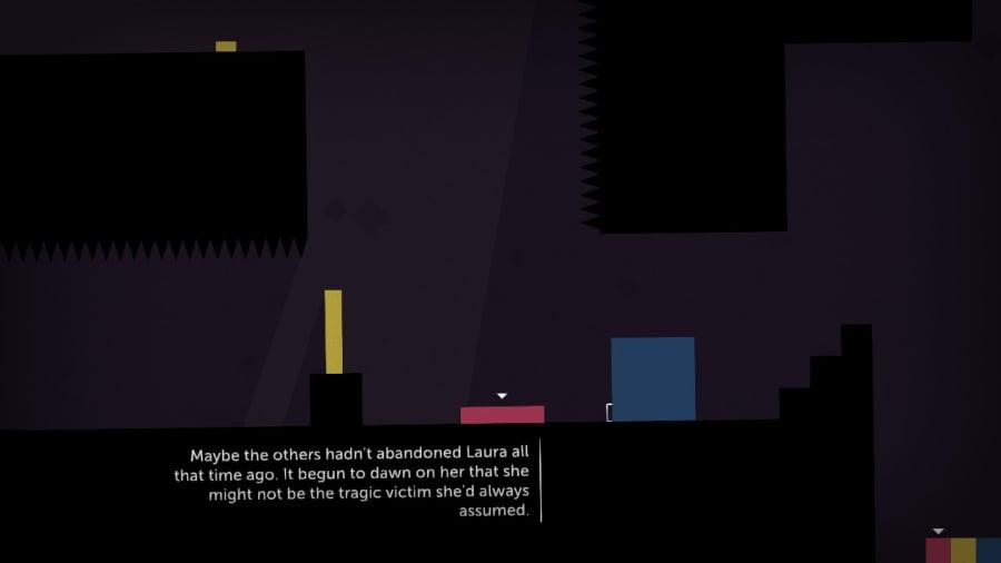Thomas Was Alone Review - Screenshot 1 of 5