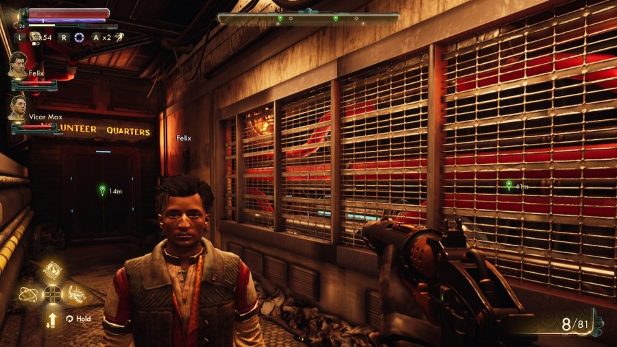 The Outer Worlds: Peril on Gorgon Review - Screenshot 1 of 5
