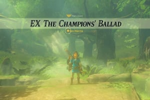 The Legend of Zelda: Breath of the Wild - The Champions' Ballad + Expansion Pass Screenshot