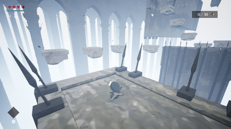Blue Fire Review - Screenshot 1 of 3