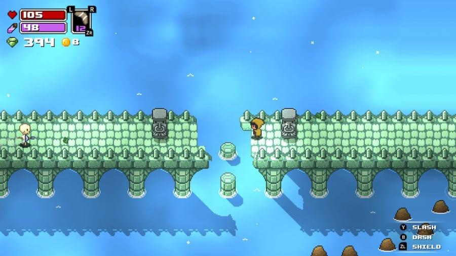 Rogue Heroes: Ruins of Tasos Review - Screenshot 1 of 5