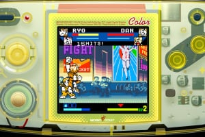 SNK vs. Capcom: The Match of the Millennium Screenshot
