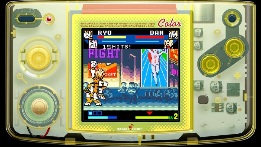SNK vs. Capcom: The Match of the Millennium Review - Screenshot 1 of 5