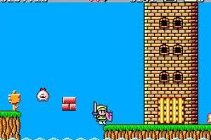 Wonder Boy in Monster Land Screenshot