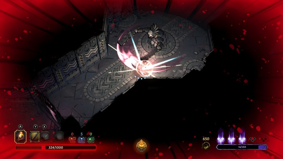 Curse of the Dead Gods Review - Screenshot 1 of 3