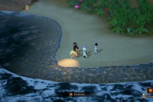 Bravely Default II Screenshot