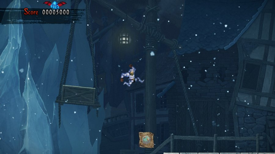 Ghosts' n Goblins Resurrection Review- Screenshot 1 of 6