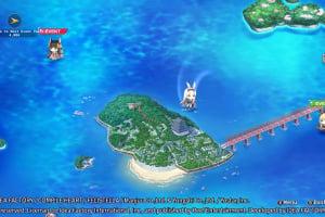 Azur Lane: Crosswave Screenshot