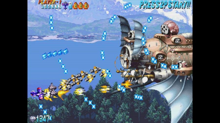 Capcom Arcade Stadium Review - Screenshot 1 of 6