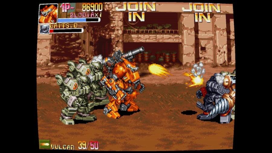 Capcom Arcade Stadium Review - Screenshot 1 of 4