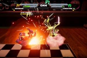 Mighty Fight Federation Screenshot