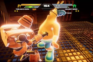 Mighty Fight Federation Screenshot