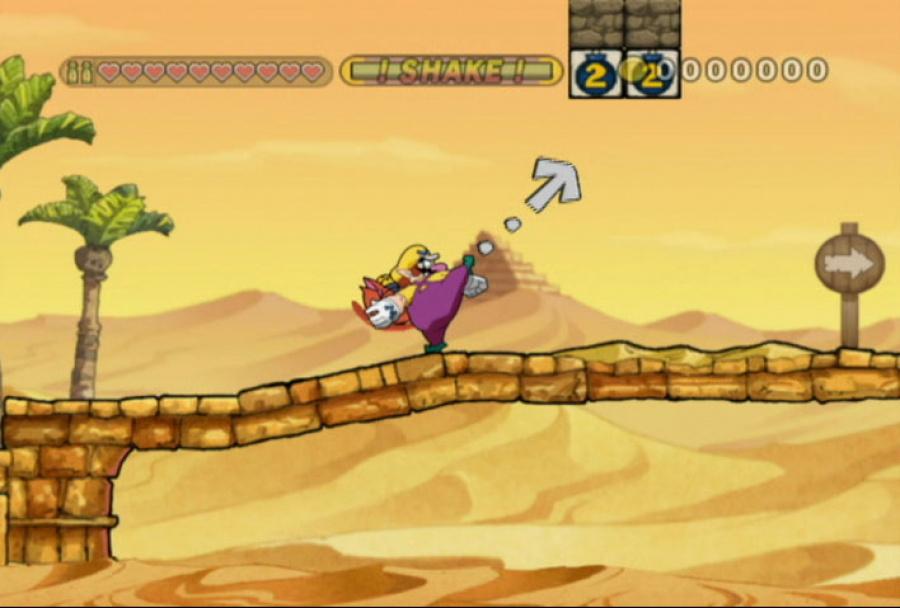 Wario Land: Shake It! Review - Screenshot 3 of 5