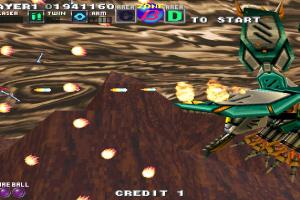 G-Darius HD Screenshot