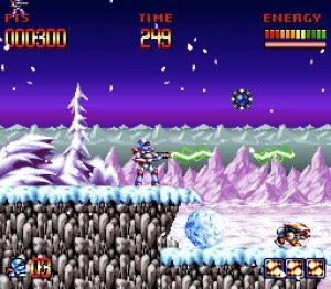 Super Turrican Review - Screenshot 3 of 3