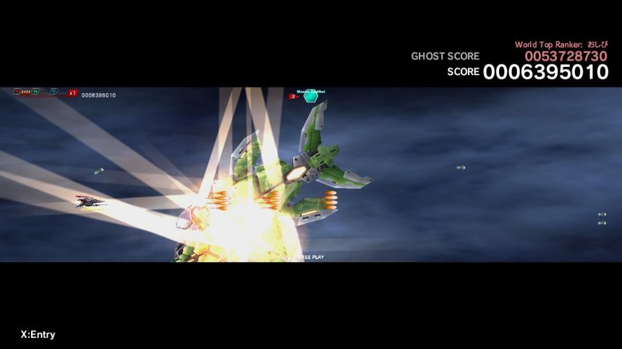 Dariusburst Another Chronicle EX + Review - Screenshot 1 of 5