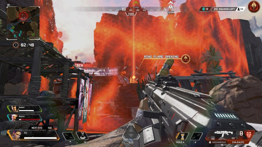 Apex Legends Review - Screenshot 1 of 3