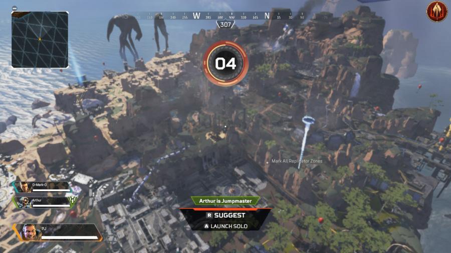 Apex Legends Review - Screenshot 1 of 4