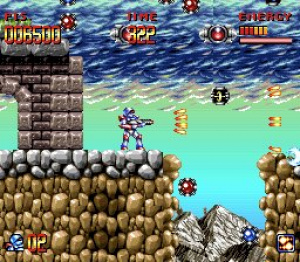 Super Turrican Review - Screenshot 1 of 2