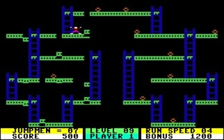 Jumpman Screenshot