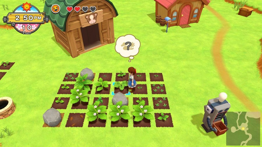 Harvest Moon: One World Review - Screenshot 1 of 7