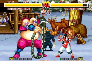 Samurai Shodown Screenshot
