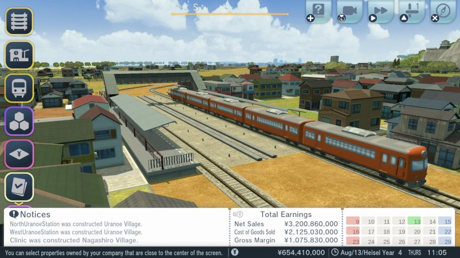 A-Train: All Aboard! Tourism Review - Screenshot 1 of 5