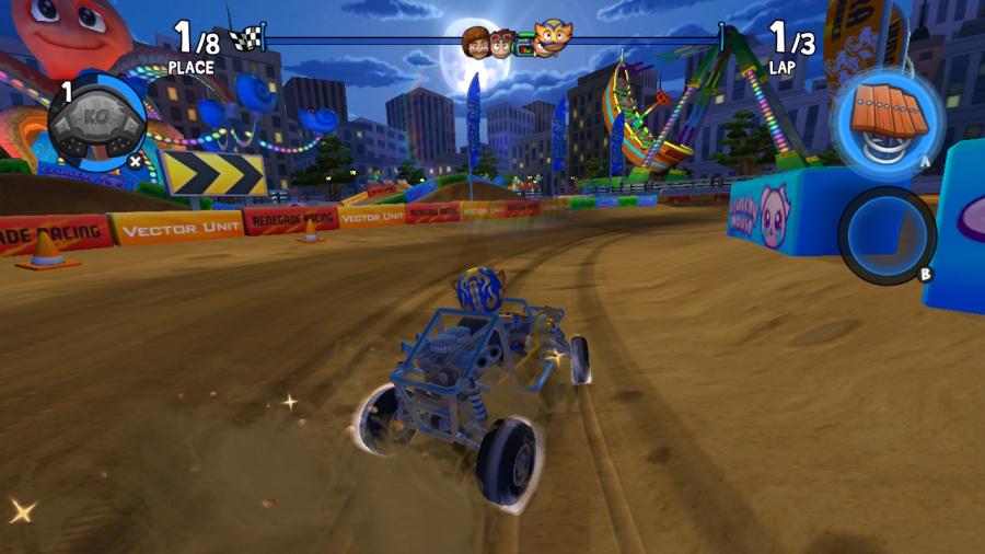 Beach Buggy Racing 2: Island Adventure Review - Screenshot 1 of 5