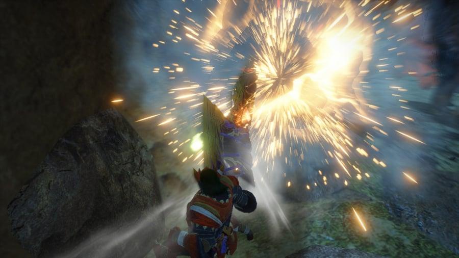 Monster Hunter Rise Review - Screenshot 1 of 12