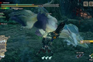 Monster Hunter Rise Screenshot