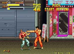 Burning Fight Review - Screenshot 1 of 2