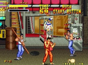 Burning Fight Review - Screenshot 3 of 4