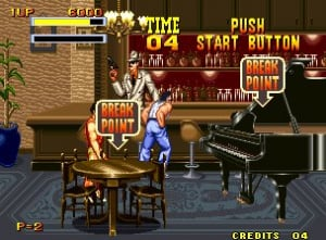 Burning Fight Review - Screenshot 1 of 4