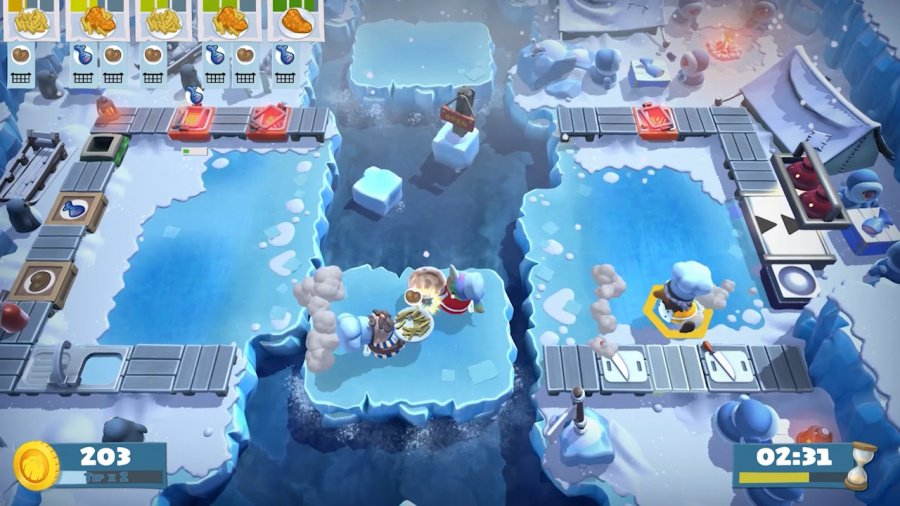 Overcooked! All You Can Eat Review - Screenshot 1 of 7