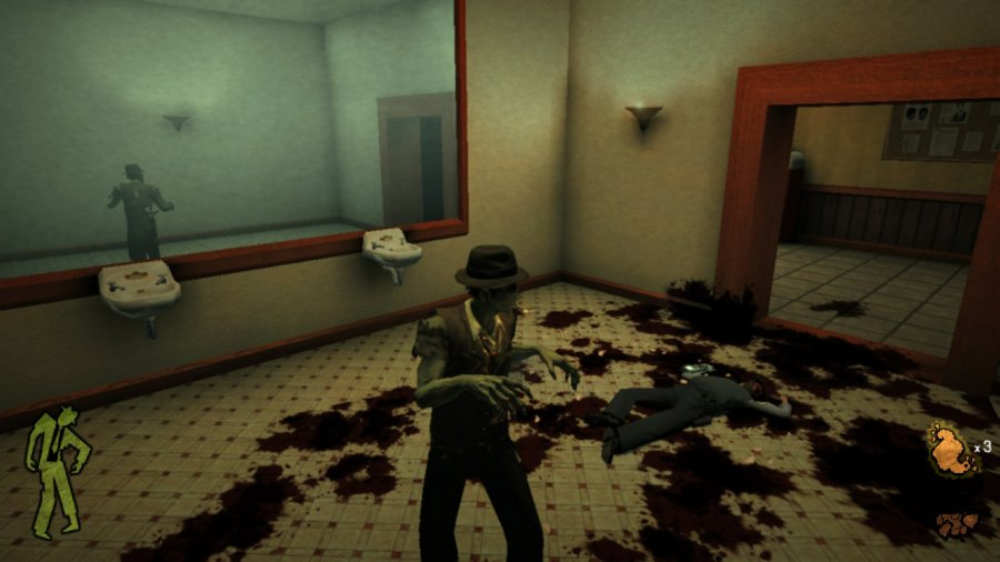 Stubbs the Zombie in Rebel Without a Pulse Review - Screenshot 1 of 3
