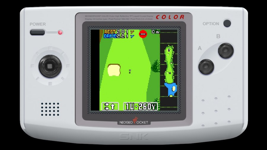 Neo Geo Pocket Color Selection Vol.1 Review - Screenshot 1 of 4
