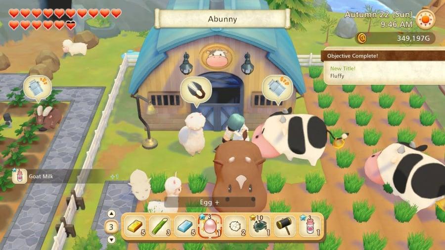 Story of Seasons: Pioneers of Olive Town Review - Screenshot 1 of 4