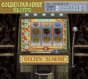 Vegas Stakes Review - Screenshot 1 of 3