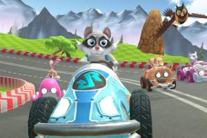 Renzo Racer Screenshot