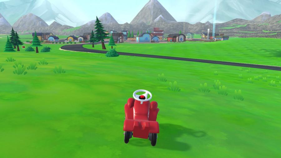 BIG-Bobby-Car - The Big Race Review - Screenshot 1 of 3