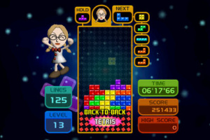Tetris Party Screenshot