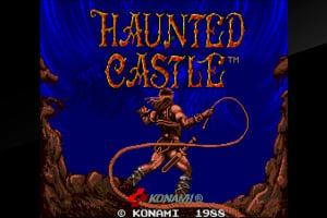Arcade Archives Haunted Castle Screenshot