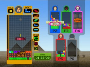 Tetris Party Review - Screenshot 2 of 7